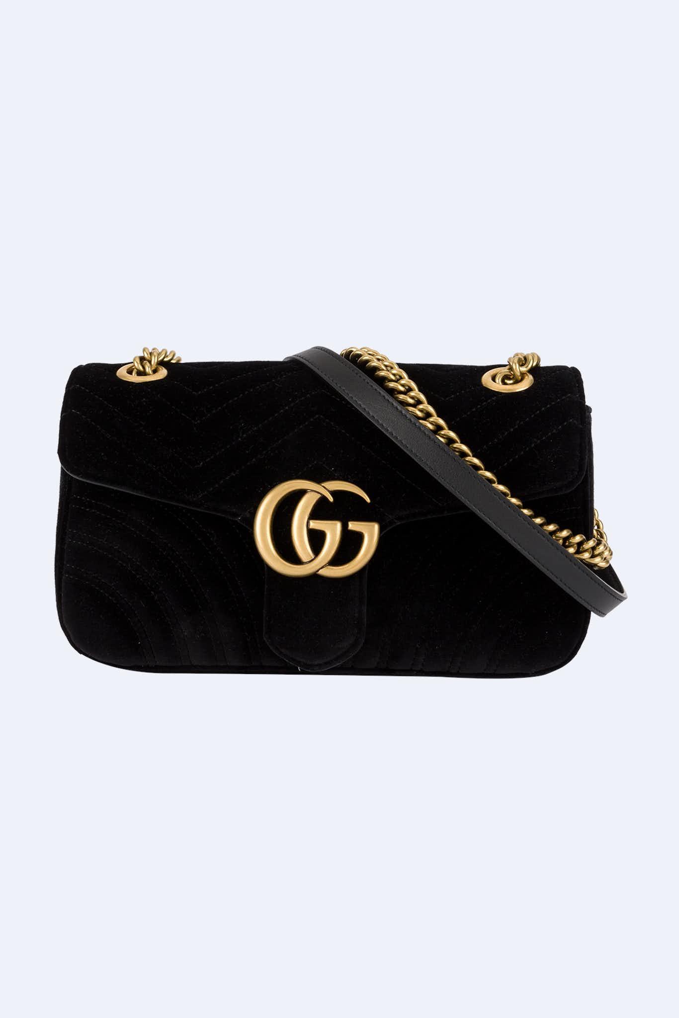 80187578baf GG Marmont velvet bag
