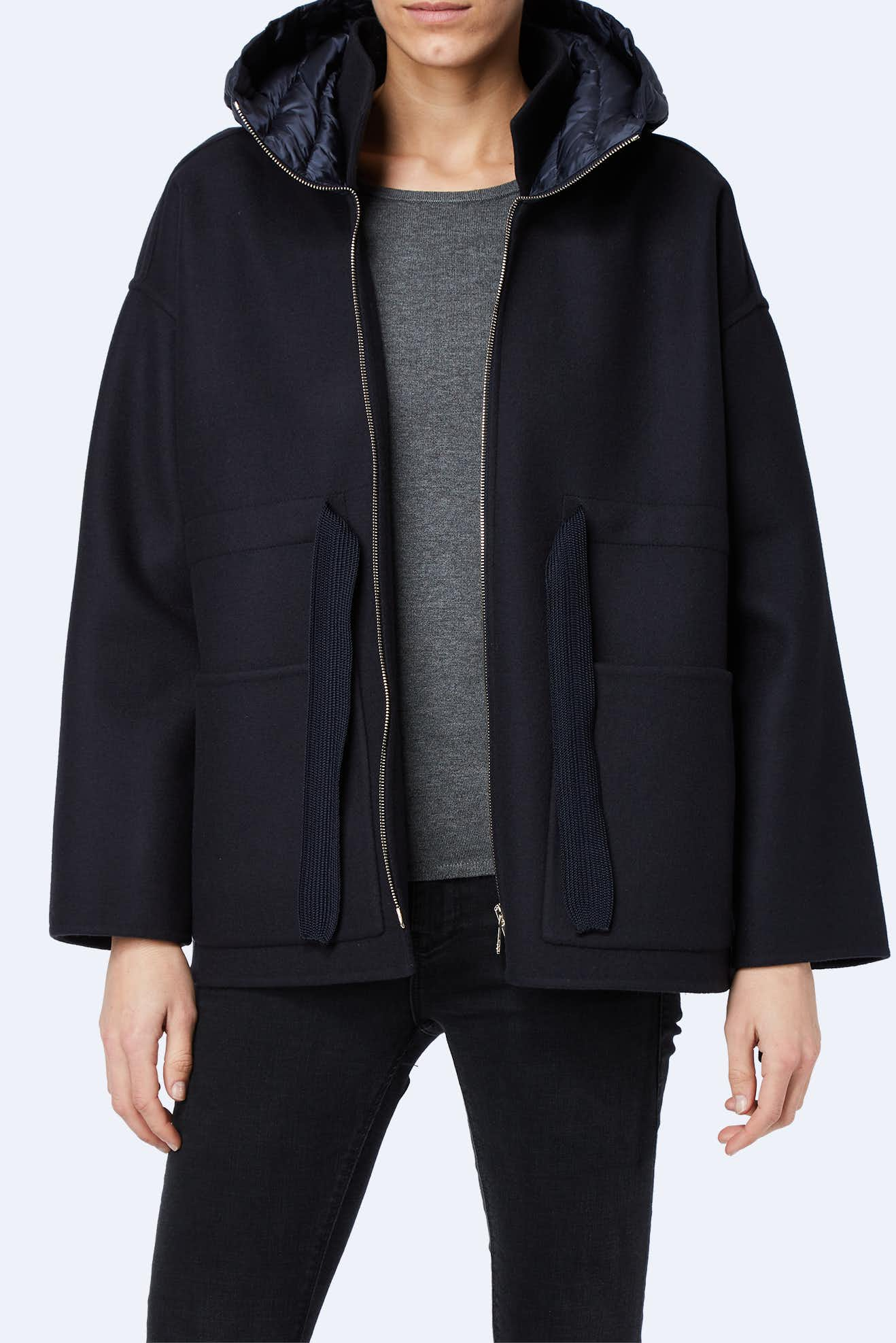hot sale online 80eb6 7ec14 Wool and cashmere coat